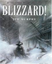 Book Cover for BLIZZARD!