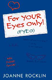 Cover art for FOR YOUR EYES ONLY!