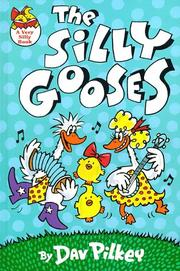 Book Cover for THE SILLY GOOSES
