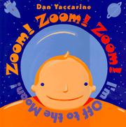 Book Cover for ZOOM! ZOOM! ZOOM! I'M OFF TO THE MOON