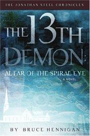 Cover art for THE 13TH DEMON