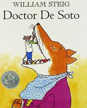 Cover art for DOCTOR DE SOTO