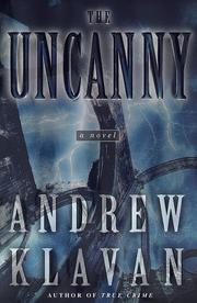 Book Cover for THE UNCANNY