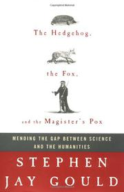 Cover art for THE HEDGEHOG, THE FOX, AND THE MAGISTER'S POX