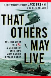 Book Cover for THAT OTHERS MAY LIVE