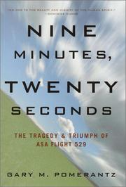 Cover art for NINE MINUTES, TWENTY SECONDS