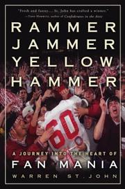 Cover art for RAMMER JAMMER YELLOW HAMMER