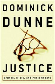 Book Cover for JUSTICE