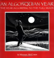 Cover art for AN ALGONQUIAN YEAR