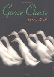 Book Cover for GOOSE CHASE