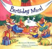 Cover art for BIRTHDAY MICE!