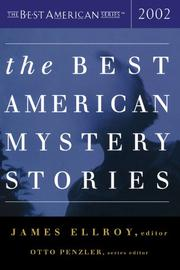 Cover art for THE BEST AMERICAN MYSTERY STORIES 2002