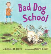 Book Cover for BAD DOG SCHOOL