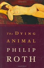 Cover art for THE DYING ANIMAL
