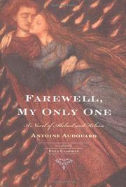 Cover art for FAREWELL, MY ONLY ONE