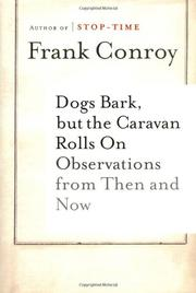 Cover art for DOGS BARK, BUT THE CARAVAN ROLLS ON
