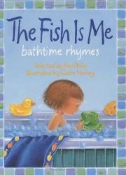 Book Cover for THE FISH IS ME