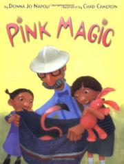 Book Cover for PINK MAGIC