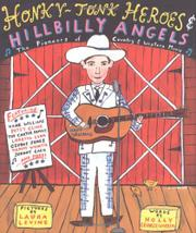 Cover art for HONKY-TONK HEROES AND HILLBILLY ANGELS