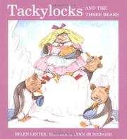 Cover art for TACKYLOCKS AND THE THREE BEARS