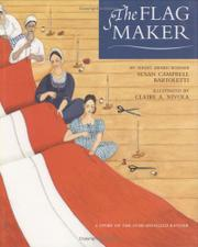 Book Cover for THE FLAG MAKER