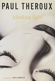 Cover art for BLINDING LIGHT