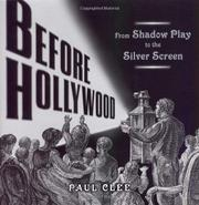 Cover art for BEFORE HOLLYWOOD