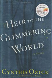 Cover art for HEIR TO THE GLIMMERING WORLD
