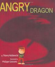 Cover art for ANGRY DRAGON