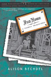 Cover art for FUN HOME