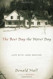 Book Cover for THE BEST DAY THE WORST DAY