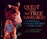 Cover art for QUEST FOR THE TREE KANGAROO