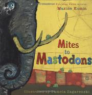 Book Cover for MITES TO MASTODONS
