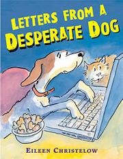 Cover art for LETTERS FROM A DESPERATE DOG