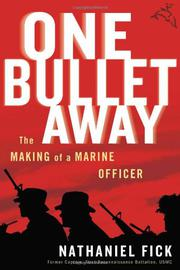 Book Cover for ONE BULLET AWAY