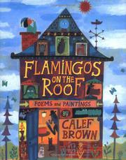 Cover art for FLAMINGOS ON THE ROOF