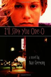Cover art for I'LL SING YOU ONE-O