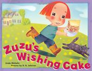 Book Cover for ZUZU'S WISHING CAKE