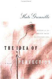Cover art for THE IDEA OF PERFECTION