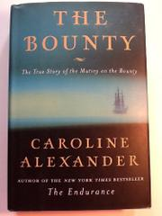 Book Cover for THE BOUNTY