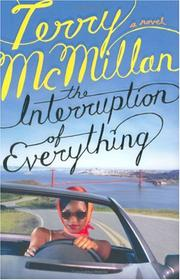 Book Cover for THE INTERRUPTION OF EVERYTHING