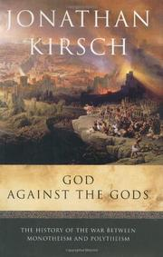Book Cover for GOD AGAINST THE GODS