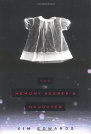 Book Cover for THE MEMORY KEEPER'S DAUGHTER