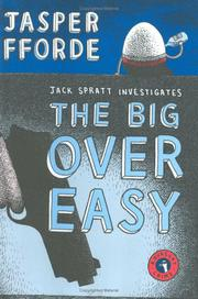 Book Cover for THE BIG OVER EASY
