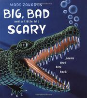 Book Cover for BIG, BAD AND A LITTLE BIT SCARY