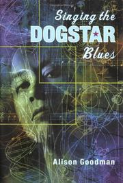 Book Cover for SINGING THE DOGSTAR BLUES