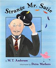 Cover art for STRANGE MR. SATIE