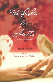 Book Cover for THE RULES FOR HEARTS