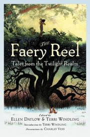 Book Cover for THE FAERY REEL