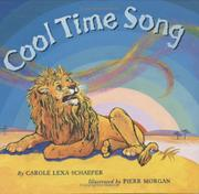 Cover art for COOL TIME SONG